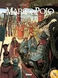 Didier Convard et Eric Adam - Marco Polo - A la cour du grand Khan.