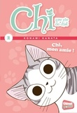 Konami Kanata - Chi, une vie de chat Tome 2 : Chi, mon amie !.
