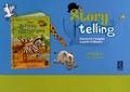 Antoine Fetet - How Zebras Got Their Stripes Cycle 3. 1 DVD