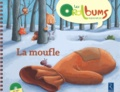 Virginie Le Roy et Christophe Boncens - La moufle. 1 CD audio