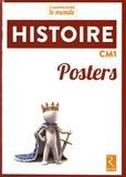 Elsa Bouteville et Benoît Falaize - Histoire CM1 - Posters.