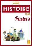 Elsa Bouteville et Benoît Falaize - Histoire CM2 Comprendre le monde Posters.