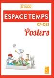 Elsa Bouteville et Benoît Falaize - Espace temps CP-CE1 - Posters.