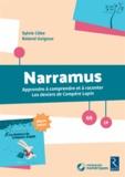 Sylvie Cèbe et Roland Goigoux - Narramus GS-CP - Apprendre à comprendre et à raconter - Les deniers de Compère Lapin. 1 Cédérom