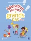 Lucie Mougenot et Marie-Josèphe Guerville - Education physique à grands pas pour la maternelle. 1 DVD