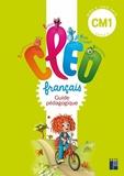 Antoine Fetet - Français CM1 CLEO - Guide pédagogique. 1 Cédérom