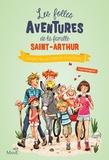 Paul Beaupère - Les folles aventures de la famille Saint-Arthur Tome 5 : J'ai un caillou dans ma chaussure....