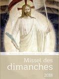 Eric Beaumer et Fabrice Bravard - Missel des dimanches.