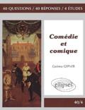 Corinna Gepner - Comédie et comique.