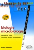 Brigitte Sablonnière - Biologie - Microbiologie - Résumé de cours, exercices corrigés.