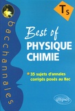 Pascal Clavier et Jean-Marc Desriac - Best of Physique-Chimie Tle S - Enseignement obligatoire et de spécialité.