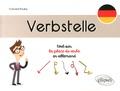 Francine Rouby - Verbstelle - Tout sur la place du verbe en allemand.