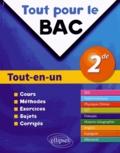 Sébastien Rauline - Tout pour le bac Seconde.