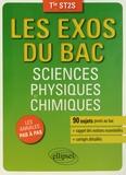 Pascal Clavier - Sciences physiques et chimiques Tle ST2S.