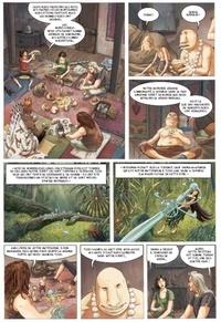 Les épées de verre Tome 4 Dolmon