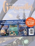 Denis-Pierre Filippi et Silvio Camboni - Gargouilles  : Pack en 3 volumes : Tome 1, Le voyageur ; Tome 2, La clé du temps, Tome 3, Les gardiens.
