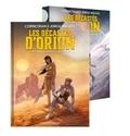 Eric Corbeyran et Jorge Miguel - Les décastés d'Orion Intégrale : Avec une affiche.