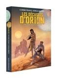 Eric Corbeyran et Jorge Miguel - Les décastés d'Orion Tomes 1 et 2 : Coffret en 2 volumes.