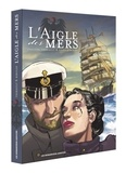 Philippe Thirault et Enea Riboldi - L'Aigle des mers  : Coffret en 2 volumes : Tome 1, Atlantique 1916 ; Tome 2, Pacifique 1917.