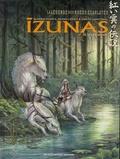Saverio Tenuta et Bruno Letizia - Izunas : la légende des nuées écarlates Tome 1 : Kamigakushi.