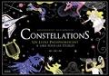 Anne Jankéliowitch et Sarah Andreacchio - Constellations - Un livre phosphorescent à lire sous les étoiles.