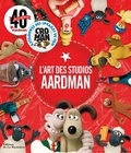Nick Avery Design - L'art des studios Aardman - Créateurs de Wallace & Gromit et de Shaun le mouton.