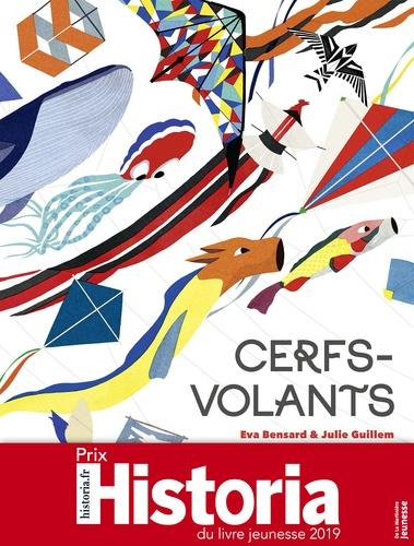 Cerfs-volants : les maîtres du ciel / Eva Bensard | BENSARD, Eva. Auteur