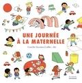 Camille Giordani-Caffet et  Aki - Une journée à la maternelle.