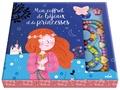 Christelle Huet-Gomez et Mélisande Luthringer - Mon coffret de bijoux et de princesses - Avec 5 bijoux en bois.
