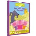 Marie Morey - Les trois petits cochons. 1 CD audio