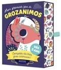 Martin Nedergaard Andersen et Hazel Quintanilla - Mon premier jeu de Grozanimos - Assemble de très gros animaux !.
