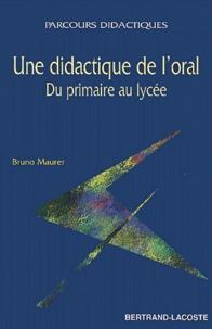 Bruno Maurer - .