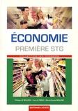 Philippe Le Bolloch et Yvon Le Fiblec - Les Dossiers Economie 1e STG.