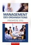 Philippe Le Bolloch et Yvon Le Fiblec - Management des organisations 1e STG.