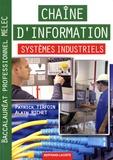 Patrick Tirfoin et Alain Richet - Chaîne d'information systèmes industriels Baccalauréat Professionnel MELEC.