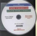 Patrick Tirfoin et Alain Richet - Chaîne d'information, installations tertiaires et résidentielles Baccalauréat professionnel MELEC - Livre du professeur. 1 CD audio