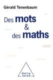 Gérald Tenenbaum - Des mots & des maths.