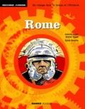Rome / textes de Antoine Auger et Dimitri Casali | Auger, Antoine