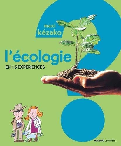 [L']écologie   Zeitoun, Charline. Auteur