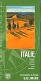Gallimard loisirs - Italie - Piémont, Vénétie, Toscane, Ombrie, Sicile, Sardaigne.