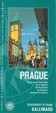 Guides Gallimard - Prague - Place de la Vieille-Ville, Pont Charles, Ile de Kampa, le Château, Abbaye de Strahov.