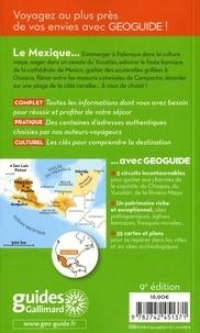 Mexique. Mexico, côte pacifique, Chiapas, Yucatan 9e édition