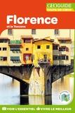 Assia Rabinowitz et Jean-François Breuiller - Florence et la Toscane. 1 Plan détachable