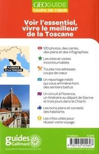 Florence et la Toscane  avec 1 Plan détachable