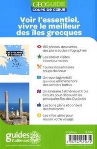 Iles grecques. Les Cyclades et Athènes