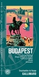 Guides Gallimard - Budapest.