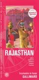 Guides Gallimard - Rajasthan - Jaipur, Jaisalmer, Jodhpur, Udaipur, Pushkar.