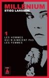 Stieg Larsson - Millénium Tome 1 : Les hommes qui n'aimaient pas les femmes.