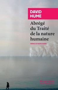 David Hume - Abrégé du Traité de la nature humaine suivi de Ma vie.