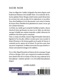 Sucre noir  avec 1 CD audio MP3